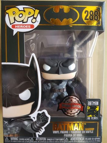 Funko Pop! Vinyl Batman 80th Anniversary Batman: Damned PX Previews Exclusive Figure
